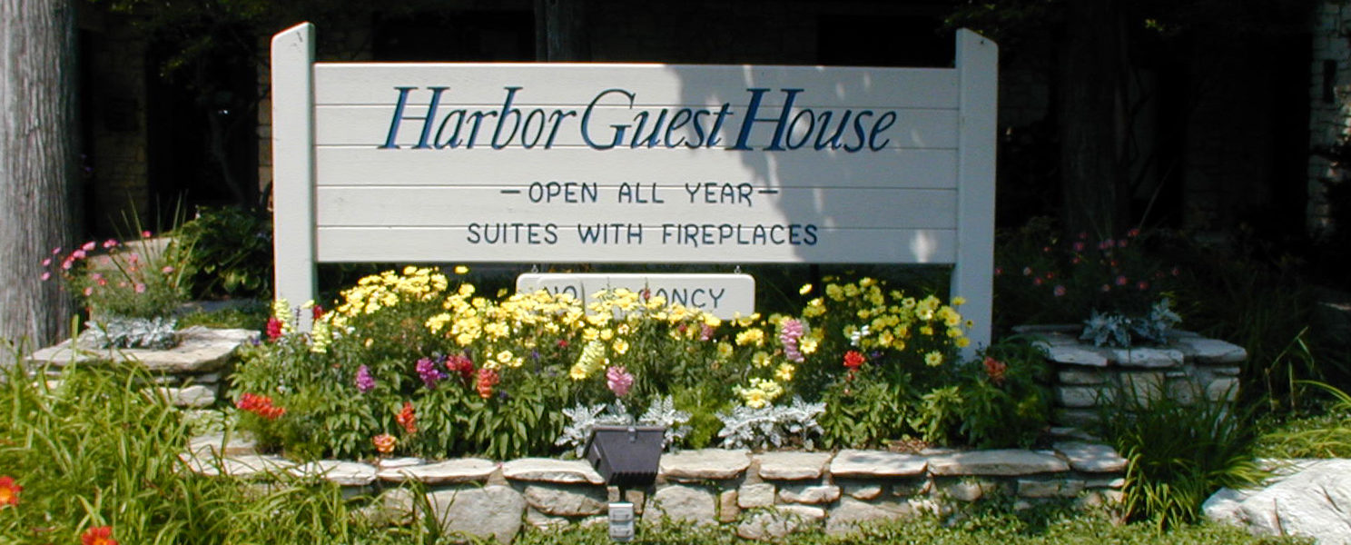 Stay at Harbor Guest House