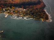 Fish Creek Aerial View